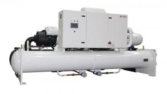滿液式水冷螺杆冷水機組(旗艦型/領先型)
