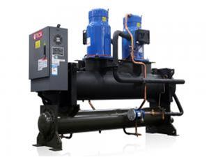 環保型模塊化水冷冷(熱)水機組